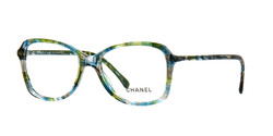 Chanel 3336 Multi green